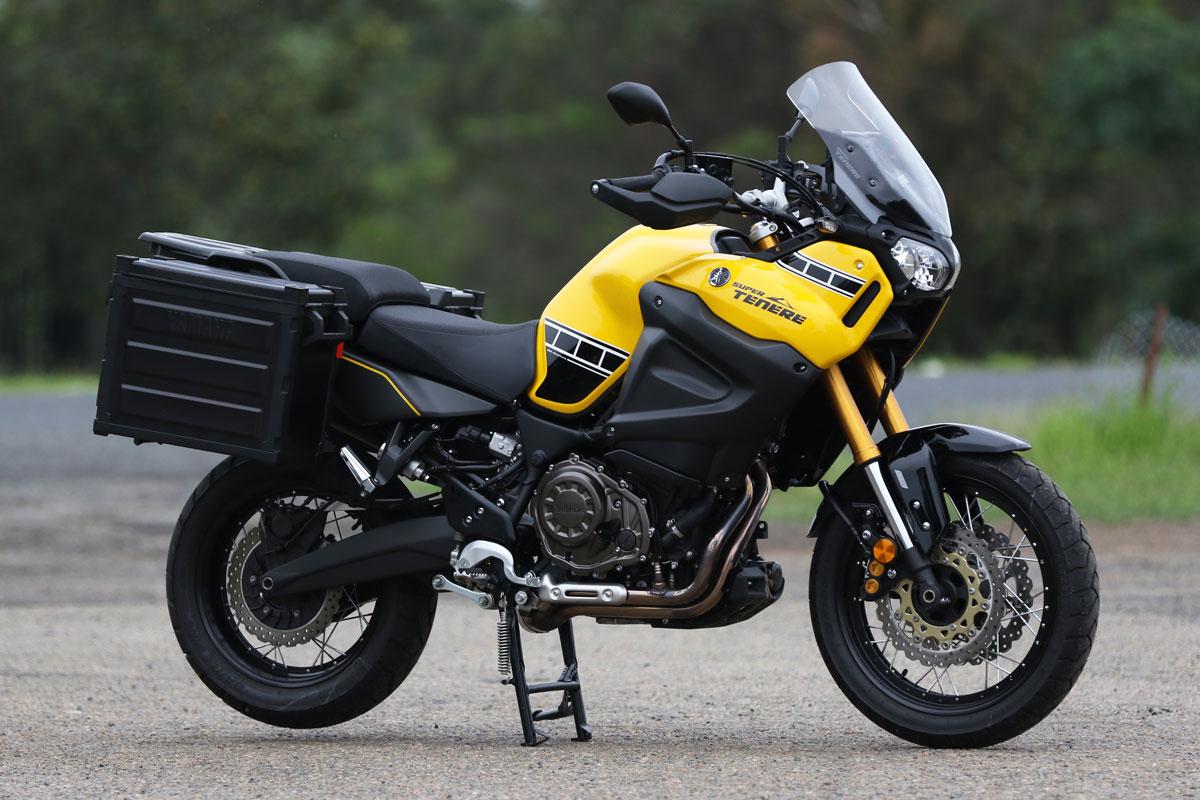 Yamaha Super Tenere Review >> Review: 2016 Yamaha XTZ1200E Super Tenere - BikeOnline.com.au