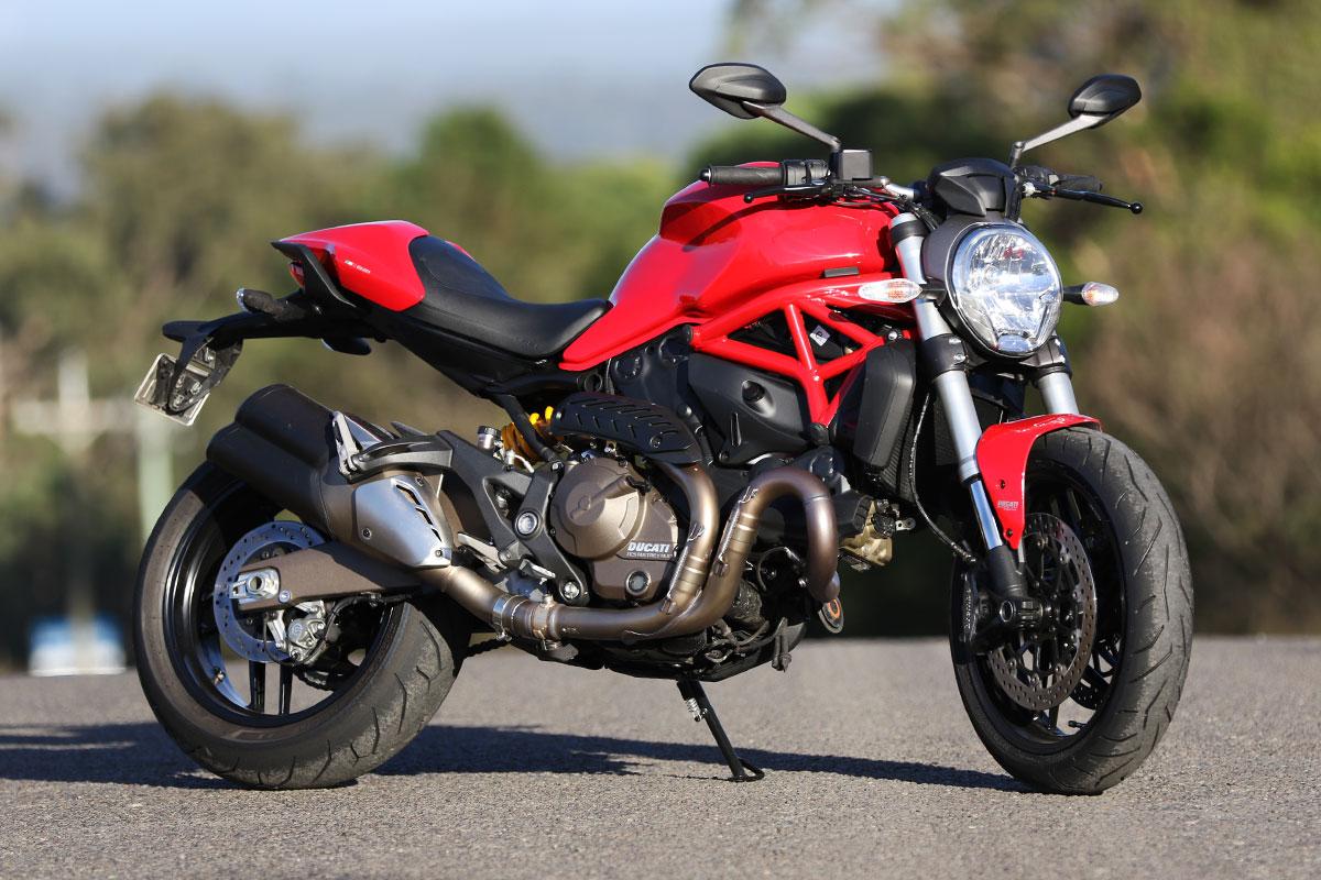 Review 2016 ducati monster 821 bikeonline com au