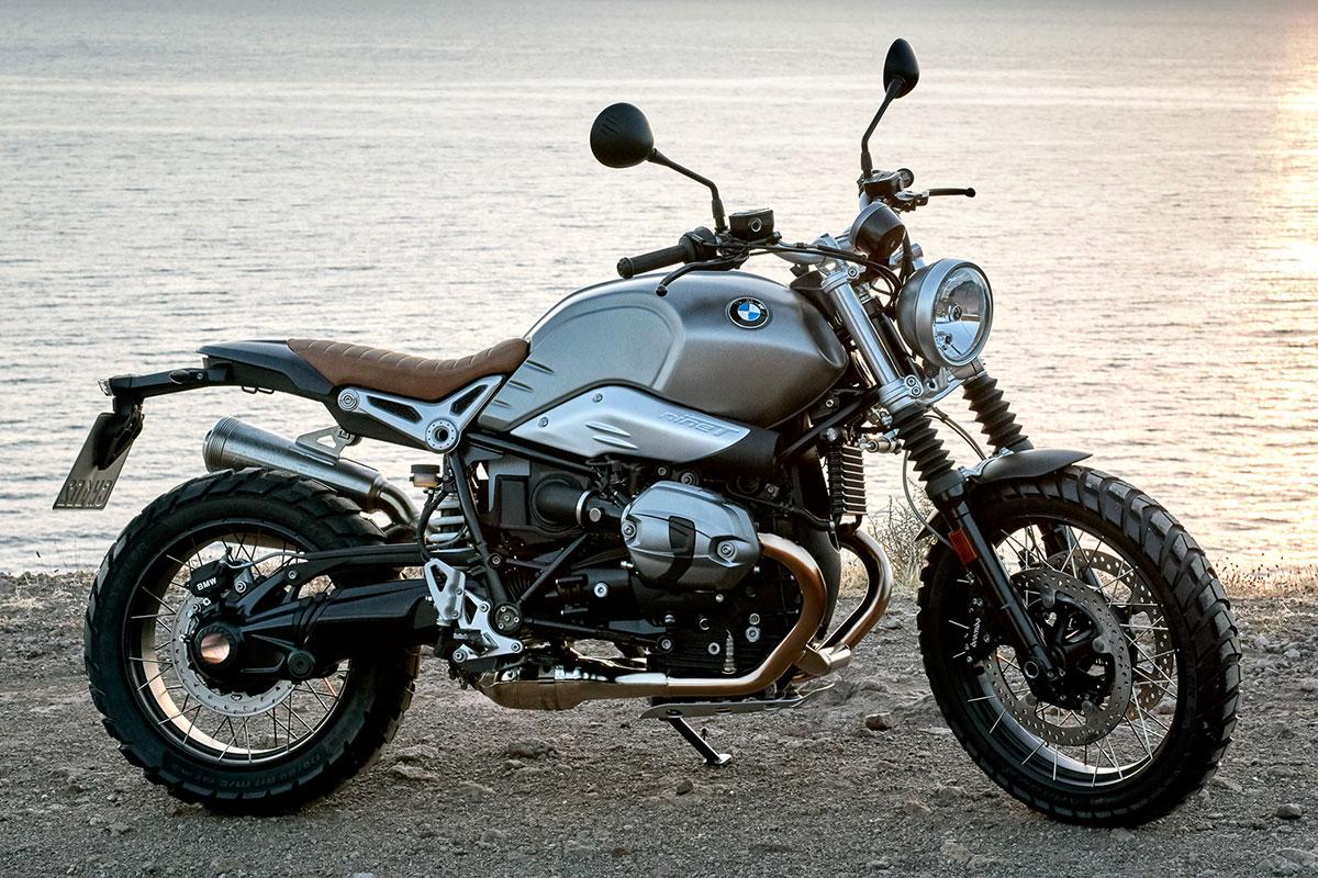 Arrival of BMW's new R nineT Scrambler confirmed - BikeOnline.com.au