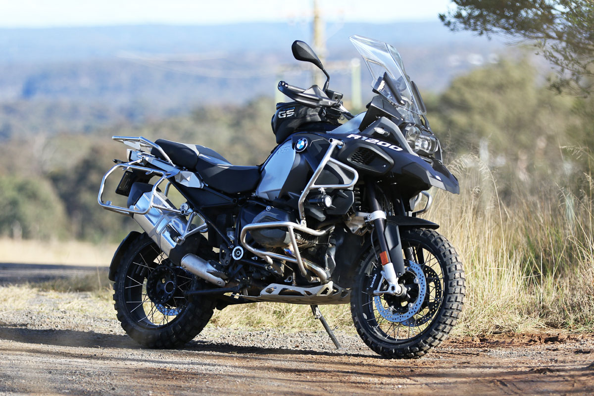 Review: 2016 BMW R1200GS Adventure - BikeOnline.com.au