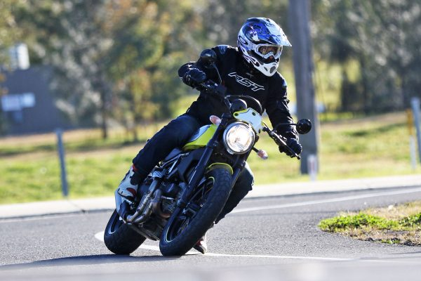 Review: 2016 Ducati Scrambler Flat Track Pro