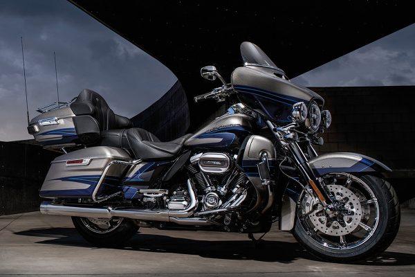 Bike: 2017 Harley-Davidson CVO Street Glide and Limited