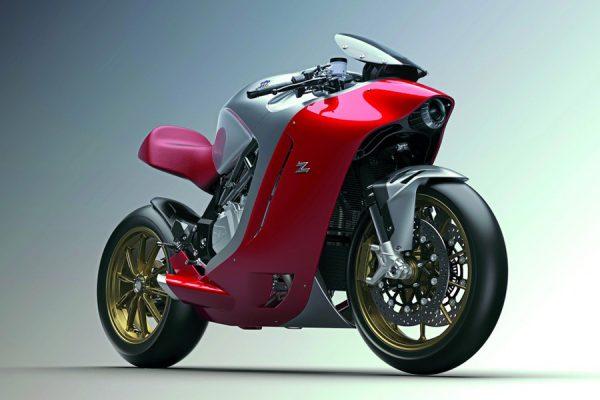 MV Augsta and Zagato's radical F4Z unveiled