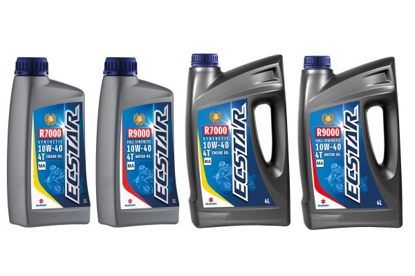 Product: Ecstar motorcycle oil range