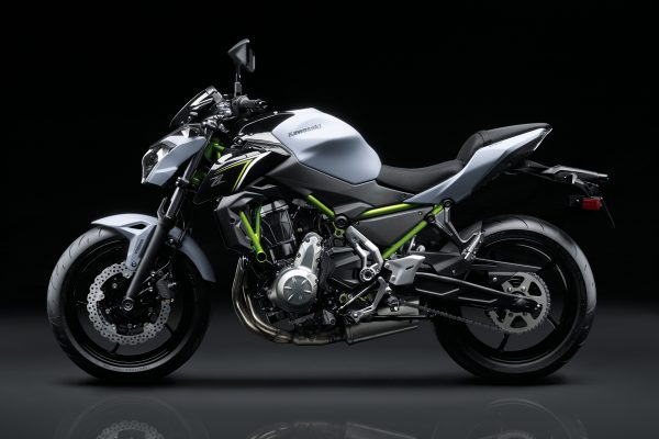 Kawasaki's new Z650L rolling out of Aussie dealers