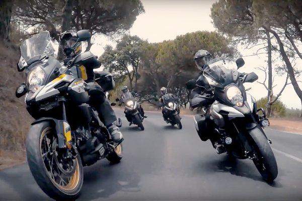 Viral: 2017 Suzuki V-Strom line-up - Designed for the spirit of discovery