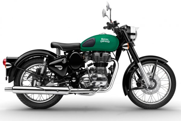 Royal Enfield draws inspiration from the 1950s with Redditch editions