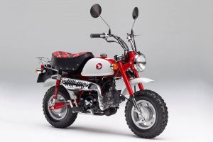 End of the road for Honda's iconic Monkey bike
